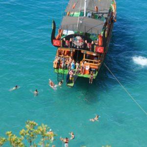 alanya-boat-trip