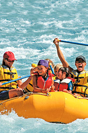 Alanya River rafting tour