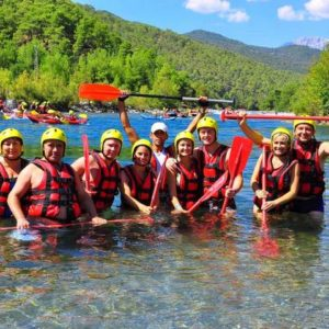 canyoning&rafting tour
