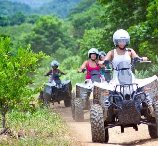 quad biking in alanya
