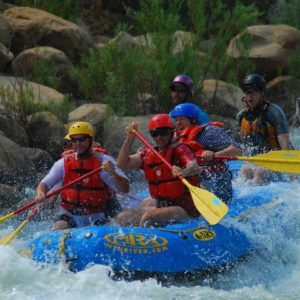 white water rafting in alanya