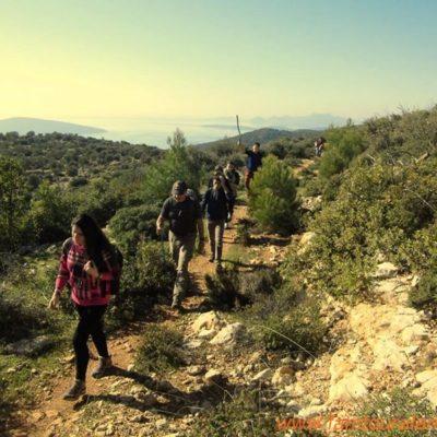 CARIAN TRAIL Hiking-tour001