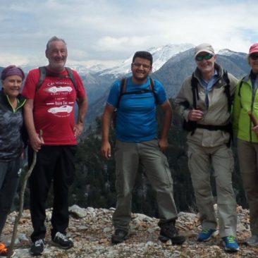 koprulu canyon- selge-hiking
