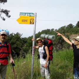 lycian way hiking tour