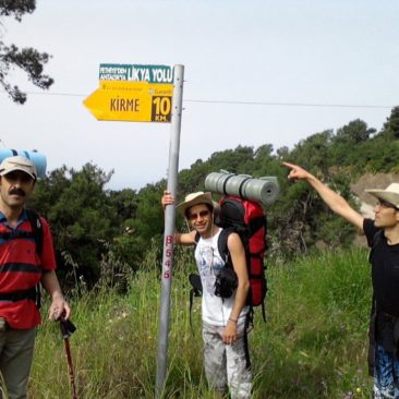lycian way hiking tour