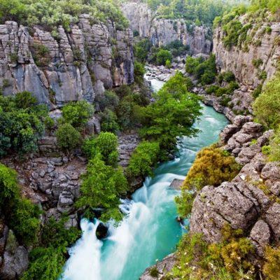 körülü canyon trekking tour