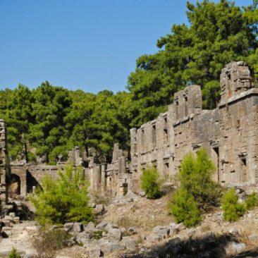 Seleukeia (or Lyrbe)