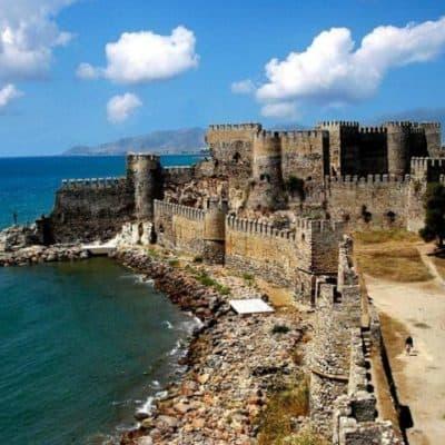 mamure-castle-anamur-mersin
